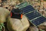 Générateur de puissance solaire Auto off-onduleur sur réseau système d'accueil solaire 220V 100W