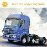 Shacman F2000 6 x 4のトラクターのヘッドトラック