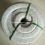 Corda Twisted resistente a temperatura elevata della fibra di ceramica