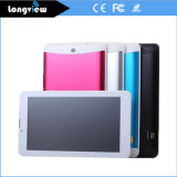 7 polegadas Dual Core 3G WCDMA RAM 512MB ROM 8GB Front 0.3MP traseiro 2.0MP 1024 * 600 IPS Bluetooth Android Tablet