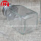 زجاجيّة تابل مرطبان لأنّ ملح فلفل فولاذ غطاء