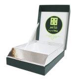 Caja de embalaje de papel personalizado para el vestido de novia Embalaje WB1011