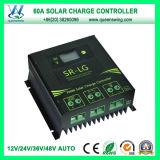 60А 12V/24V/36V/48V Auto высокая мощность контроллера заряда (QWSR солнечной энергии - LG4860)