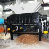 Trituradora de residuos sólido/máquina de la trituradora de la basura sólida