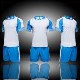 Al por mayor secar la camiseta del club del hombre promocional del juego llano apto del deporte