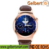 Gelbert Phone GSM Smart Watch Phone pour Android et Ios