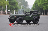 Nuevo 110cc Mini Jeep Willys (JW1101)