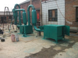 Китай 300-1300кг/ч опилок трубопровода подачи воздуха осушителя