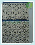 Baumwolle Crochet Lace für Clothing und Textile