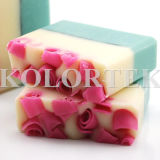 Glimmer in Soap Making, Cosmetic Soap Making Supplies