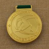 포상 금 은 청동을%s 주문 금속 스포츠 스키 메달