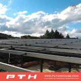 El panel de pared tipo sándwich EPS Estructura de acero de construcción prefabricados