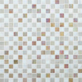 Mosaico di vetro della decorazione interna per la stanza da bagno