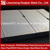 Stock chapa xadrez especificação da placa do verificador de 5mm
