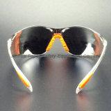 Lentille d'intérieur/extérieure de produit de sûreté avec les verres de sûreté mous de garnitures (SG102)