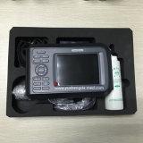 Ce/ISOによって証明される携帯用Plamtop十分にデジタルの獣医の超音波のスキャンナー