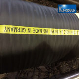 El agua de alta presión de aspiración de la manguera de descarga de goma