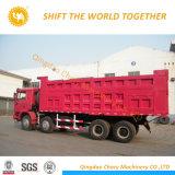 고품질 6X4 380HP Shacman 덤프 트럭