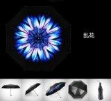 Раздел парасоля способа рекламируя складывая зонтик подарка промотирования миниые 5
