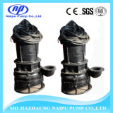 Electric engine drive sand Gravel pump