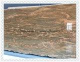 中国のカウンタートップまたは工学タイルのための黄色い石造りの花こう岩の平板