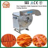 Vegetais de raiz de equipamentos de Corte palitos de cenoura máquina de corte