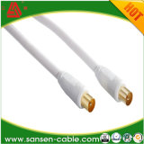 Коаксиальный кабель Rg59/RG6/Rg7/Rg11 ома Sywv-75