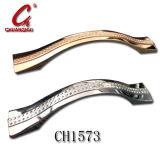 家具のハードウェアのキャビネットのZamakの引きのハンドル(CH1573)