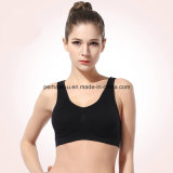 Women Tennis Sport Bra Gym Wads Running Athletic Clothes