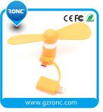 Mini ventilateur de refroidissement du cadeau USB pour le téléphone mobile
