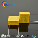 금속을 입힌 폴리프로필렌 필름 축전기 (X2 0.1UF/280V)