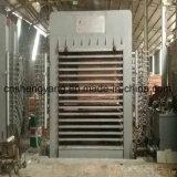 합판 압박 최신 압박 기계 400-800 톤 압력 합판