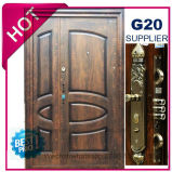 2017 Metal Exterior de qualidade superior da porta de segurança de aço (EF-S115R)