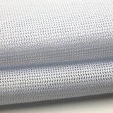 Tejer la urdimbre Sportwear poliéster tejido de malla de aire
