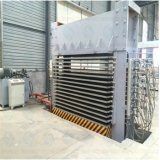 4*8FTの800t合板の積層物の熱い出版物機械