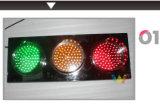 Подгонянный свет лампы островка безопасност алюминия 200mm СИД конструкции
