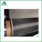 Tessuto bidirezionale 100% della fibra del carbonio del rullo del panno del tessuto della fibra del carbonio di alta durevolezza 3K 6K 12K