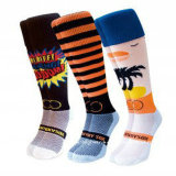 カスタムLogo Wholesale School SocksかBasketball Team Sock