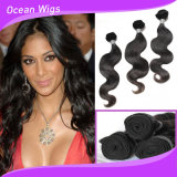 8A Grade Virgin HairブラジルのPeruvian Malaysian Virgin Hair Weaving Extensions Body Wave Christmas Promotion