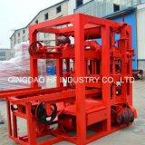 Qt4-26 Uganda hohler Betonstein, der Maschinen herstellt