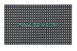 SMD3535 imprägniern im Freien Bildschirmanzeige-Baugruppe LED-P10 (1/4 Scan)