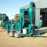 Máquina da limpeza da semente do trigo, máquina da limpeza da semente da grão