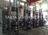 Les joints en caoutchouc de la vulcanisation vulcanisation Presse hydraulique de la machine de traitement de séchage