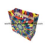 Regalos de vacaciones de colores Embalaje Bolsas de papel