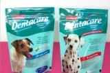Farben-Drucken-lamelliertes mit Reißverschlussbeutel-Nahrung- für Haustierepaket