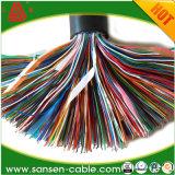 Kabel van de Controle van het Koper van Kvvp2 450/750V de pvc Geïsoleerdei pvc In de schede gestoken Band Beschermde