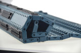 Cinghia industriale del trasportatore della pendenza della parte superiore di attrito Mcc1000 (Hairise1000)