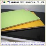 Tarjeta ligera del Kt/hoja de papel de la espuma para la publicidad de interior