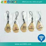 Em4100 RFID Smart Epoxy Tag con Irregular Shape