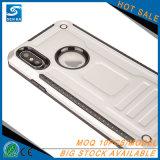 Мобильный телефон защищает раковину на iPhone x